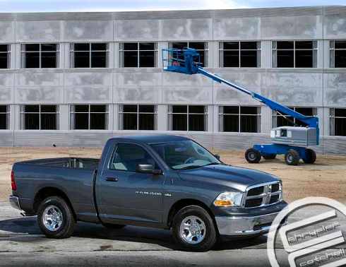 2011 Ram 1500 Tradesman with Chrome Appearance Group