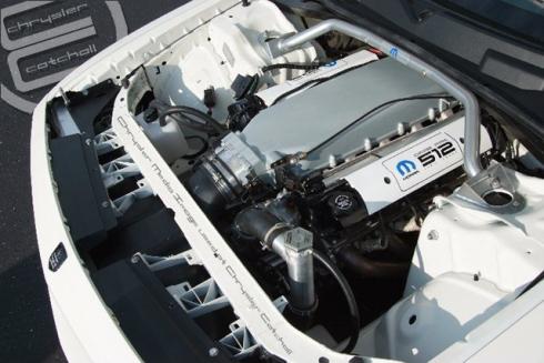 2011 Mopar® Challenger V-10 Drag Pak
