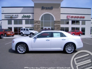 2011 Chrysler 300 at Brandl Motors