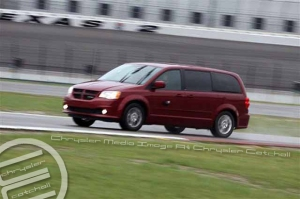 2011 Dodge Grand Caravan RT Man Van