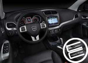 2011 Dodge Journey Interior