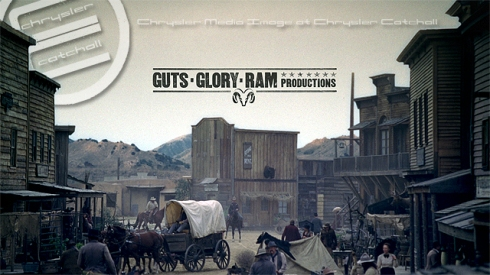 "Ram Trucks- ""Guts and Glory"""