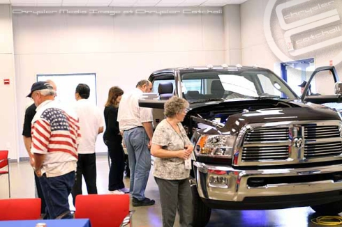 Touring the Warren Ram Trucks Plant