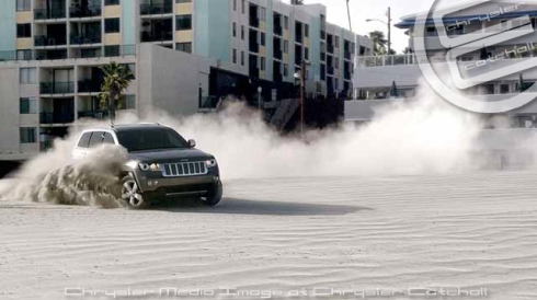 "Jeep Grand Cherokee ""Sandbox"" Commercial"