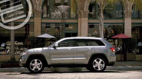 "Jeep Grand Cherokee ""Tee Time"" Commercial"