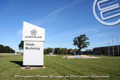 Toledo Machining Plant in Toledo, Ohio