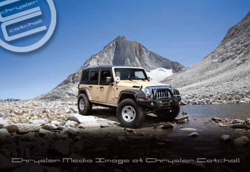 2012 Mopar Winch-capable Steel Bumper