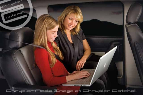 2012 Mopar Uconnect® Web