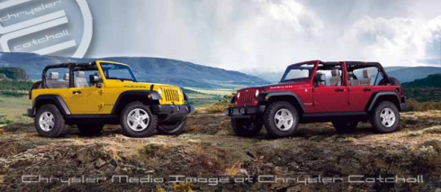 2012 Jeep Wrangler and Jeep Wrangler Unlimited