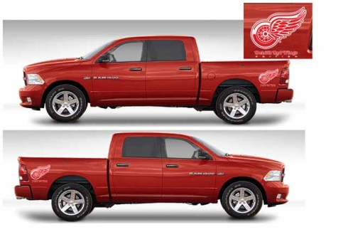 Red Wings Edition Ram 1500 Express