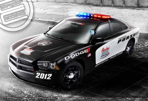 2012 Dodge Charger Pursuit Pace Car