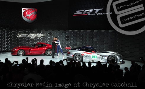 2013 SRT Viper GTS and Viper GTSR World Debuts