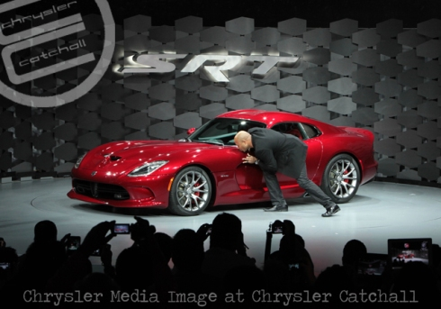 2013 SRT Viper GTS World Debut