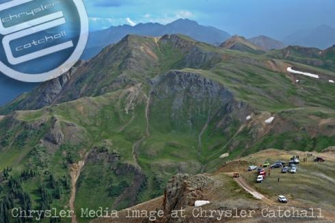 Jeep Brand Media Program, Colorado 2012